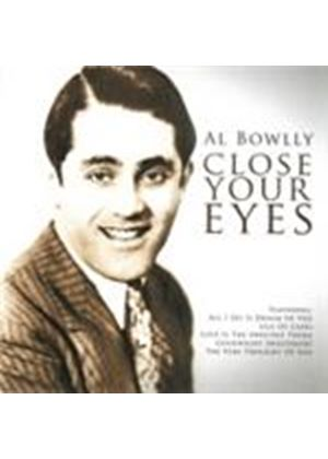 Al Bowlly - Close Your Eyes (Music CD)