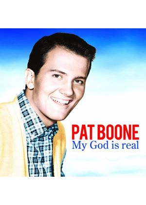 Pat Boone - My God Is Real (Music CD)