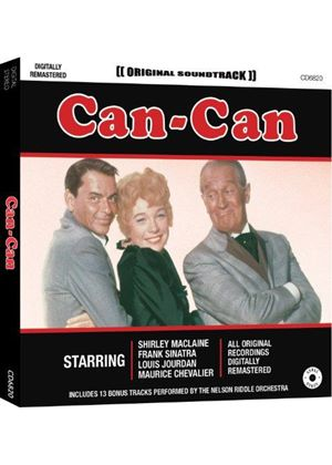 Various Artists - Can-Can (Music CD)