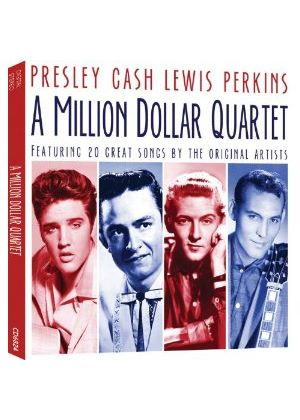 Carl Perkins - Million Dollar Quartet (Music CD)