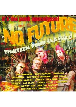 Various Artists - No Future (Music CD)