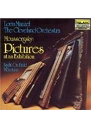 Mussorgsky: Pictures at an Exhibition; Night on a Bald Mountain