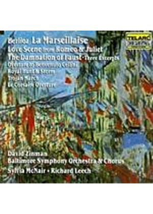 Hector Berlioz - La Marseillaise (Zinman, Baltimore So) (Music CD)