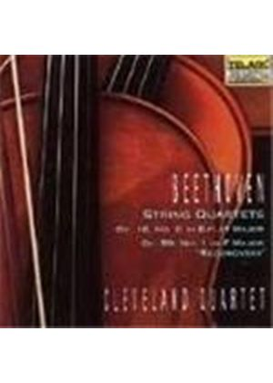 Beethoven: String Quartets Nos 6 and 7