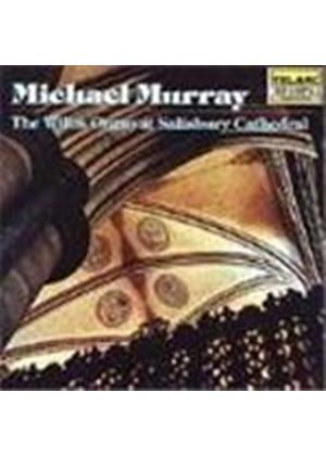 Michael Murray at Salisbury Cathedral