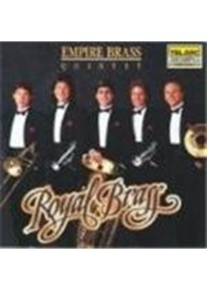 Various Composers - Royal Brass: Music From Renaissance & Baroque (Empire Brass) (Music CD)