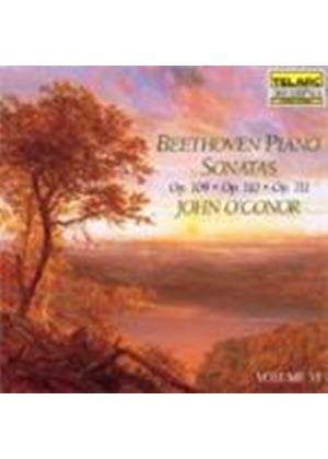 Beethoven: Piano Sonatas, Vol. 6