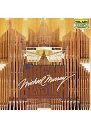 Johann Sebastian Bach - An Organ Blaster Sampler (Murray) (Music CD)