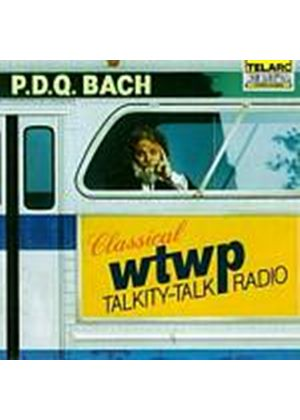 P.D.Q. Bach - WTWP Classical Talkity-Talk Radio (Schickele) (Music CD)