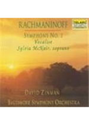 Rachmaninov: Symphony No.2/Vocalise