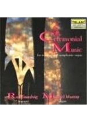 Ceremonial Music for Trumpet and Symphonic Organ