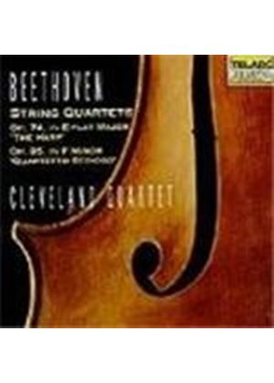 Beethoven: String Quartets Nos 10 and 11