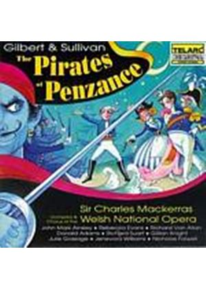 Gilbert And Sullivan - Pirates Of Penzance (Mackerras, Pro Arte Orch.) (Music CD)