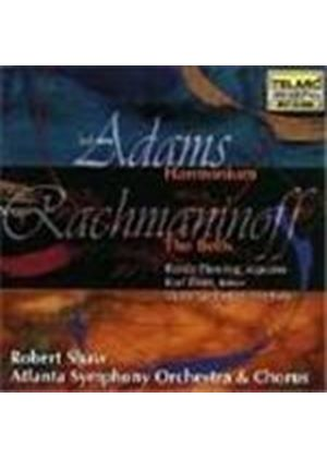 Adams/Rachmaninov - Harmonium/The Bells (Shaw, Atlanta Symphony Chorus & Orch.) (Music CD)