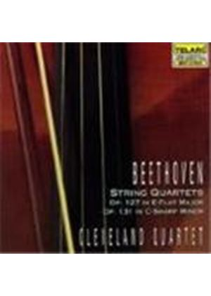 Beethoven: String Quartets Nos 12 and 14