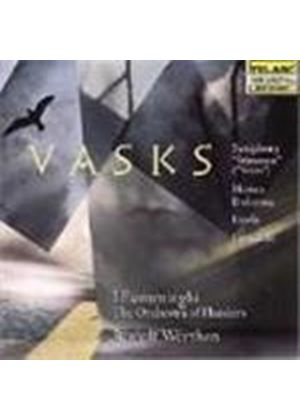 Vasks: Orchestral Works