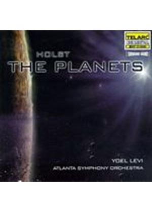 Gustav Holst - The Planets (Levi, Yoel/Atlanta So/Atlanta Symphony Chorus) (Music CD)