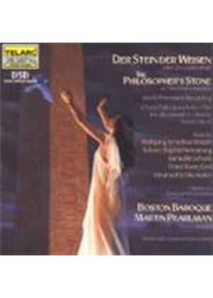 Various Composers - Philosophers Stone/Boston Baroque (Music CD)