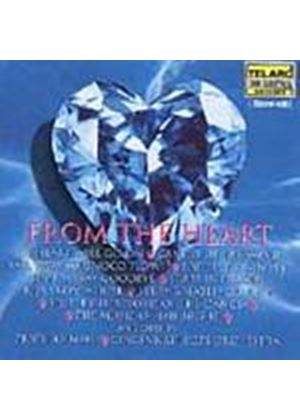 Various Composers - From The Heart Love (Kunzel, Cincinnati Pops Orchestra) (Music CD)