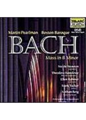 Bach - B MINOR MASS (BOSTON BAROQUE) 2CD
