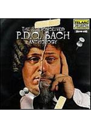 P.D.Q. Bach - The Ill-Conceived Anthology (Wayland) (Music CD)