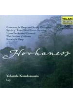 Hovhaness - Chamber & Orchestral Works for Harp