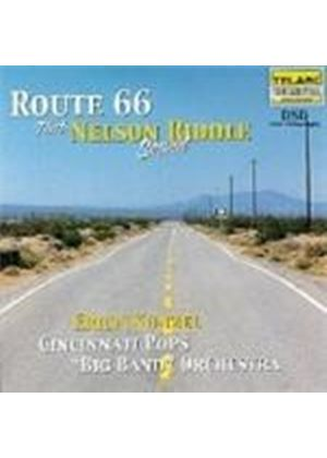 Erich Kunzel/Cincinnati Pops Orchestra - Route 66 - That Nelson Riddle Sound