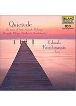 Yolanda Kondonassis - Quietude (Music CD)