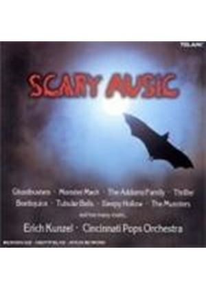 Various Composers - Scary Music (Kunzel, Cincinnati Pops) (Music CD)