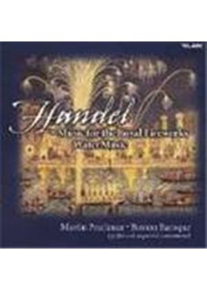 Handel: Water Music; Royal Fireworks