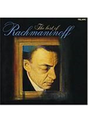 Sergey Rachmaninov - Best Of Rachmaninov (Music CD)