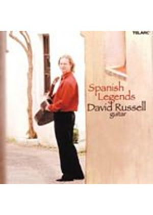 Various Composers - Spanish Legends (Russell) (Music CD)