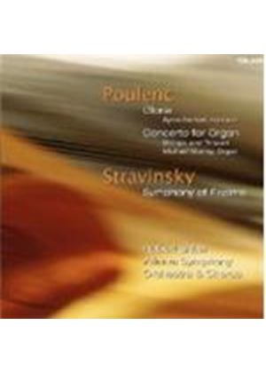 Igor Stravinsky - Symphony Of Psalms/Gloria And Concerto For Organ (Shaw, ASO)