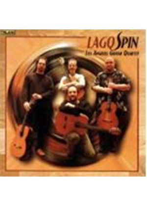Los Angeles Guitar Quartet (The) - Spin