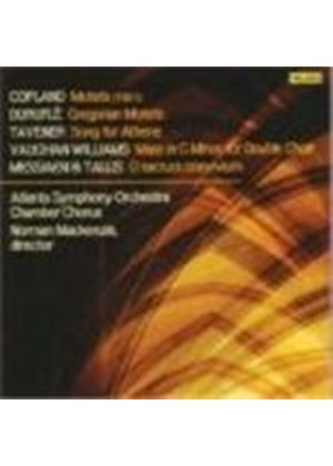Copland; Duruflé: Motets;Tavener: Song for Athene
