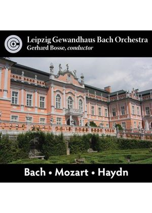 Bach, Mozart, Haydn (Music CD)