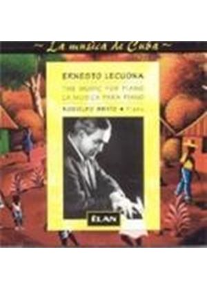 Lecuona: Piano Works