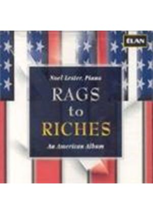 VARIOUS COMPOSERS - Rags To Riches/Noel Lester - Piano [European Import]