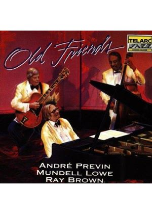 Andre Previn & Mundell Lowe/Ray Brown - Old Friends