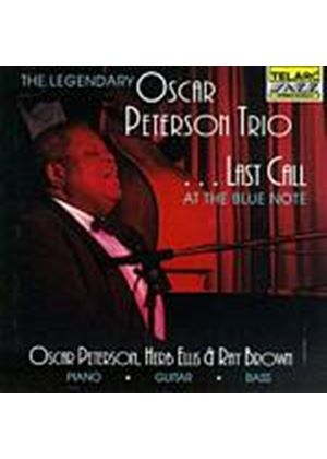Oscar Peterson Trio - Last Call At The Blue Note (Music CD)