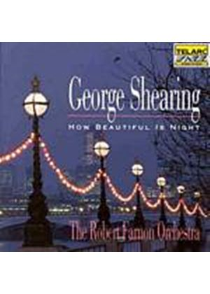 George Shearing - How Beautiful Is Night (Music CD)