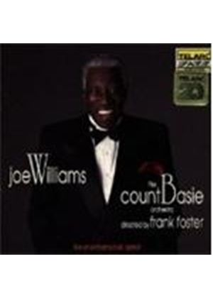 Joe Williams & The Count Basie Orchestra - Live At Orchestra Hall