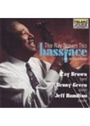 Ray Brown Trio - Bassface - Live At Kuumbwa (Music CD)