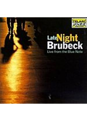 Dave Brubeck - Late Night Brubeck: At The Blue Note (Music CD)