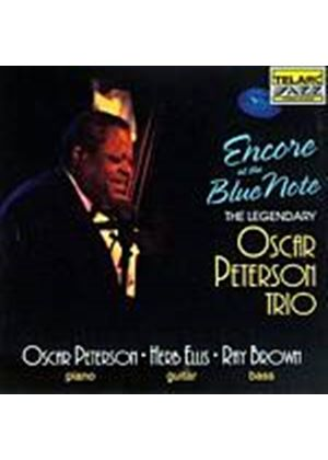 Oscar Peterson Trio - Encore At The Blue Note - The Legendary (Music CD)