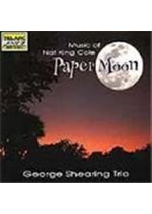 George Shearing Trio (The) - Paper Moon (The Songs Of Nat 'King' Cole)