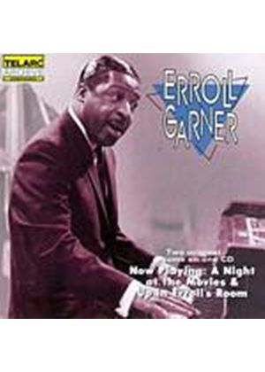 Erroll Garner - Now Playing: A Night At The Movies And Up In Errolls Room (Music CD)