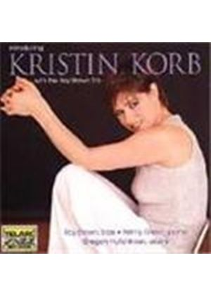 Kristin Korb - Introducing Kristin Korb With The Ray Brown Trio