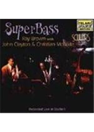 Christian McBride - Super Bass (Recorded Live At Sculler's)
