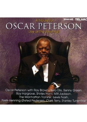 Oscar Peterson - A Tribute To - Live At The Town (Music CD)